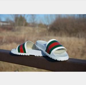 Gucci Slides! (Size 10)