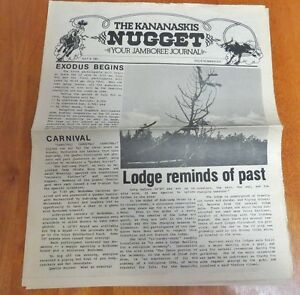 The Kananaskis Nugget - Your Jamboree Journal CJ81 Issue Number