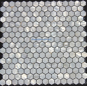 SHELL PEARL MOSAIC TILE bath splash back tiles on sale