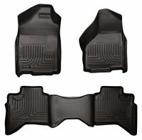 Husky Liners front/rear dodge ram crew cab like new..... 09-15