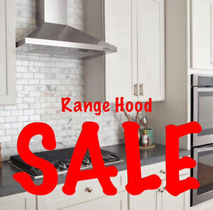KITCHEN RANGE HOOD SALE