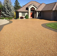 Driveway Sealing and Garage Epoxy Coatings