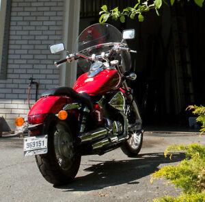 Honda VT-750 C2-F