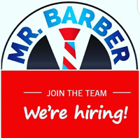 barber hair stylist wanted