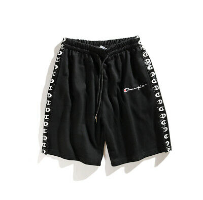 Champion Damen Shorts (Champion Shorts Sommer Herren Damen Kurze Hose Sport Short  knielang Shorts DE)