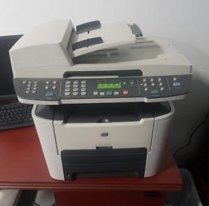 Fax telephone printer HP Laser Jet 3390