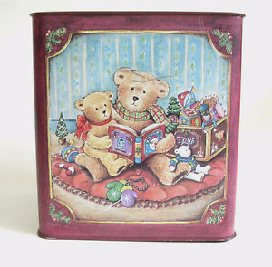 Vintage Russ Christmas Teddy Bear Jack in the Box Kitchener / Waterloo Kitchener Area image 3