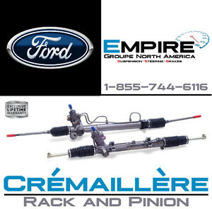 Crémaillère ► FORD MUSTANG • FORD GT ► Rack and Pinion ► OEM