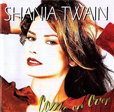 Shania Twain   Come On Over  Cd  Cd