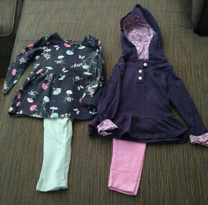 18-24 months girl clothing lot - spring/summer items