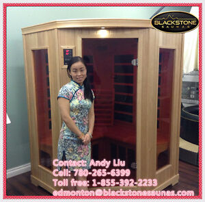 1-6 person infrared sauna &massage chair Christmas gift