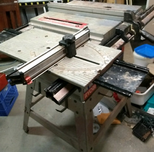 Name brand table saw! Great price!