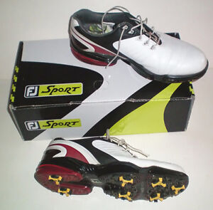Choice of 4 Pair of FootJoy Mens and Ladies Golf Shoes London Ontario image 4