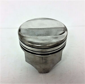 Chevy 350 Claimer Dome Top Pistons - USED Ertel 1260P 030