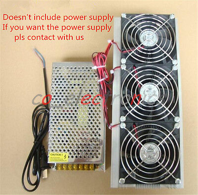 3 Nuclear Semiconductor Refrigeration Thermoelectric Peltier Air Cooling Device