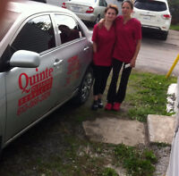 Quinte's #1 Home, Office & Rental Property Cleaning Service