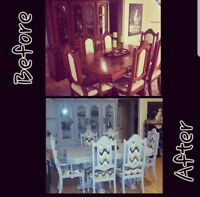 Need a furniture makeover???