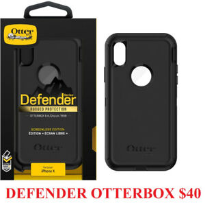 IPHONE X ASSORTED  OTTERBOX
