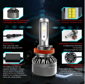 LED Headlight Corolla Highlander Matrix RAV4 Sienna Matrix