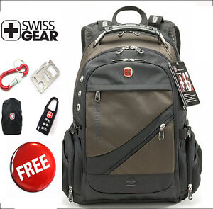 SwissGear-laptop-bag-multifunctional-schoolbag-laptop-backpack-Black-red-coffee
