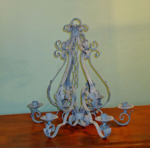 FRENCH STYLE CANDLE CHANDELIER West Island Greater Montréal image 4