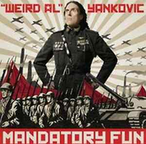 Sealed Vinyil: Yankovic Weird Al / Mandatory Fun