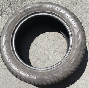 Winter tires 275/55R20 x 4