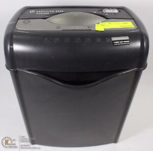 CERTIFIED DATA PAPER SHREDDER