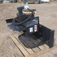 Stump Grinder Skid Steer Attachment Stout SGR13R