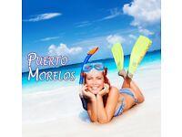 MEXICO puerto morelos vacation rentals