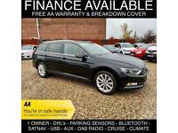 2017 Volkswagen Passat 1.6 TDI SE Business (s/s) 5dr Estate Diesel Manual