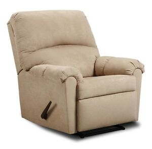Brand NEW Taupe Recliner ! Call 705-253-1110!