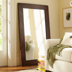 Benchwright floor mirror from Pottery Barn; brand new condition