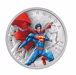 2014 $20 Superman Annual #1 (2012): Iconic Superman Coin