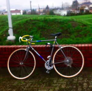 Racing bicycle in excellent condition for sale