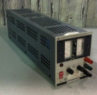 Kepco Jqe25-4m Dc Power Supply 115230v 50-65hz Untested