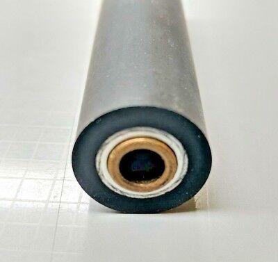 Rubber Drive Roller 0.375 Diameter 2.945 Length X 0.125 I.d.