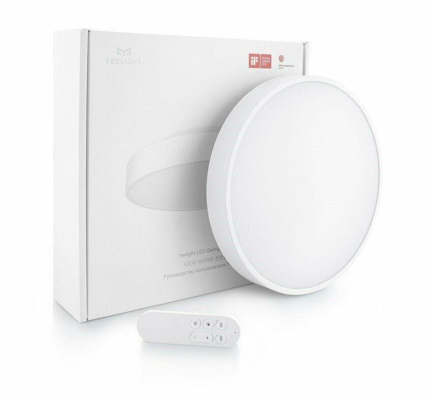 Yeelight - Plafoniera da Soffitto Smart WiFi Bluetooth 28W 2000lm 2700K-6500K