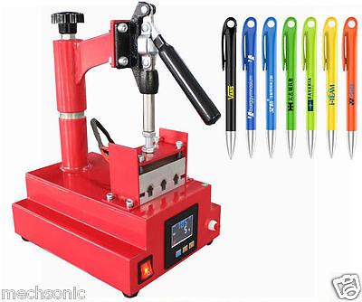 Digital Pen Heat Press Machine For Pen Heat Transfer Printing 220v S