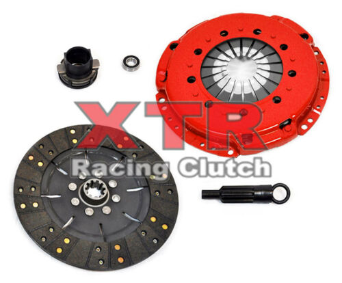 XTR RACING 2 CLUTCH KIT for 96-99 BMW M3 3.2L E36 S52 98-02 Z3 M COUPE ROADSTER