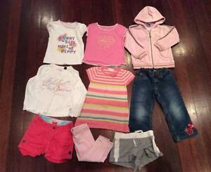Girls size 3 , most pumpkin patch, 1 guess , 1 gap short Brighton East Bayside Area Preview