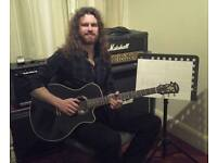 Guitar Lessons in Ipswich and Surrounding Areas