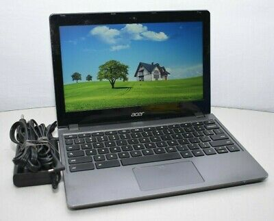 "Acer Chromebook 11 C740 11.6"" Celeron N3060 1.50GHz 4GB RAM 16GB SSD ChromeOS"