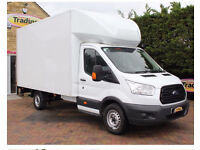 Man And Van Glasgow House Removals service THE VAN ABOUT TOWN