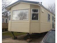 Static caravan BK Calypso 2007