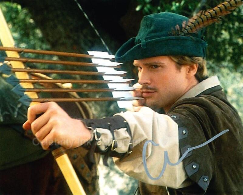 CARY ELWES - Robin Hood: Men In Tights GENUINE AUTOGRAPH UACC (R3158)