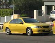 Ford Falcon XR6 Freshwater Manly Area Preview