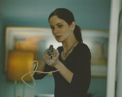 Sarah Wayne Callies Prison Break Autographed Signed 8x10 Photo #5
