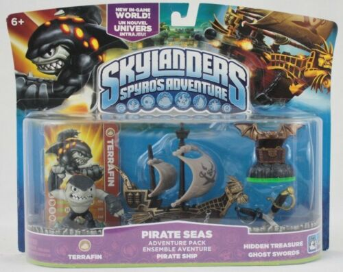 Slylanders Spyro's Adventure Pirate Seas Adventure Pack