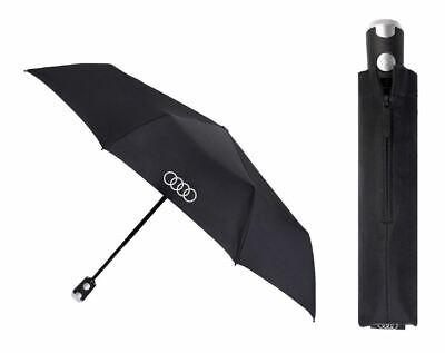 Audi Pocket Umbrella Umbrella Umbrella Knirps Audi Rings Large Black 3121900200